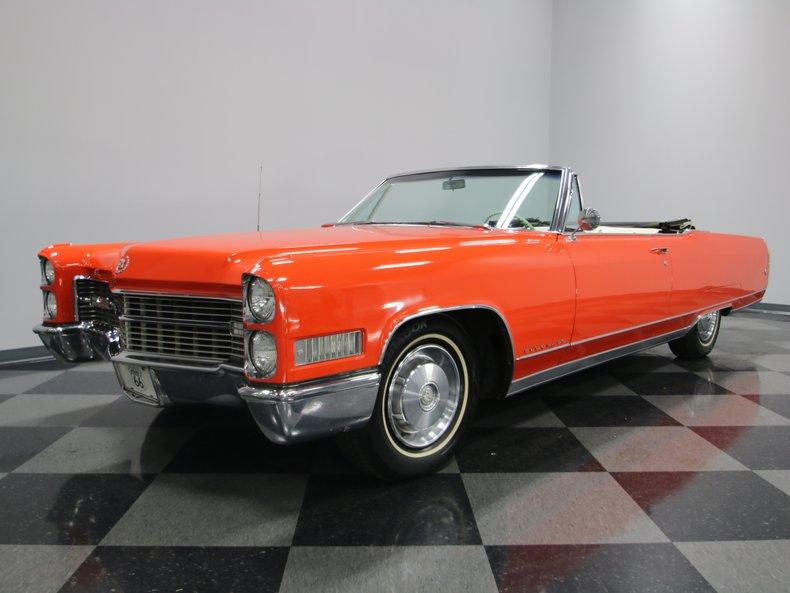 For Sale: 1966 Cadillac Eldorado