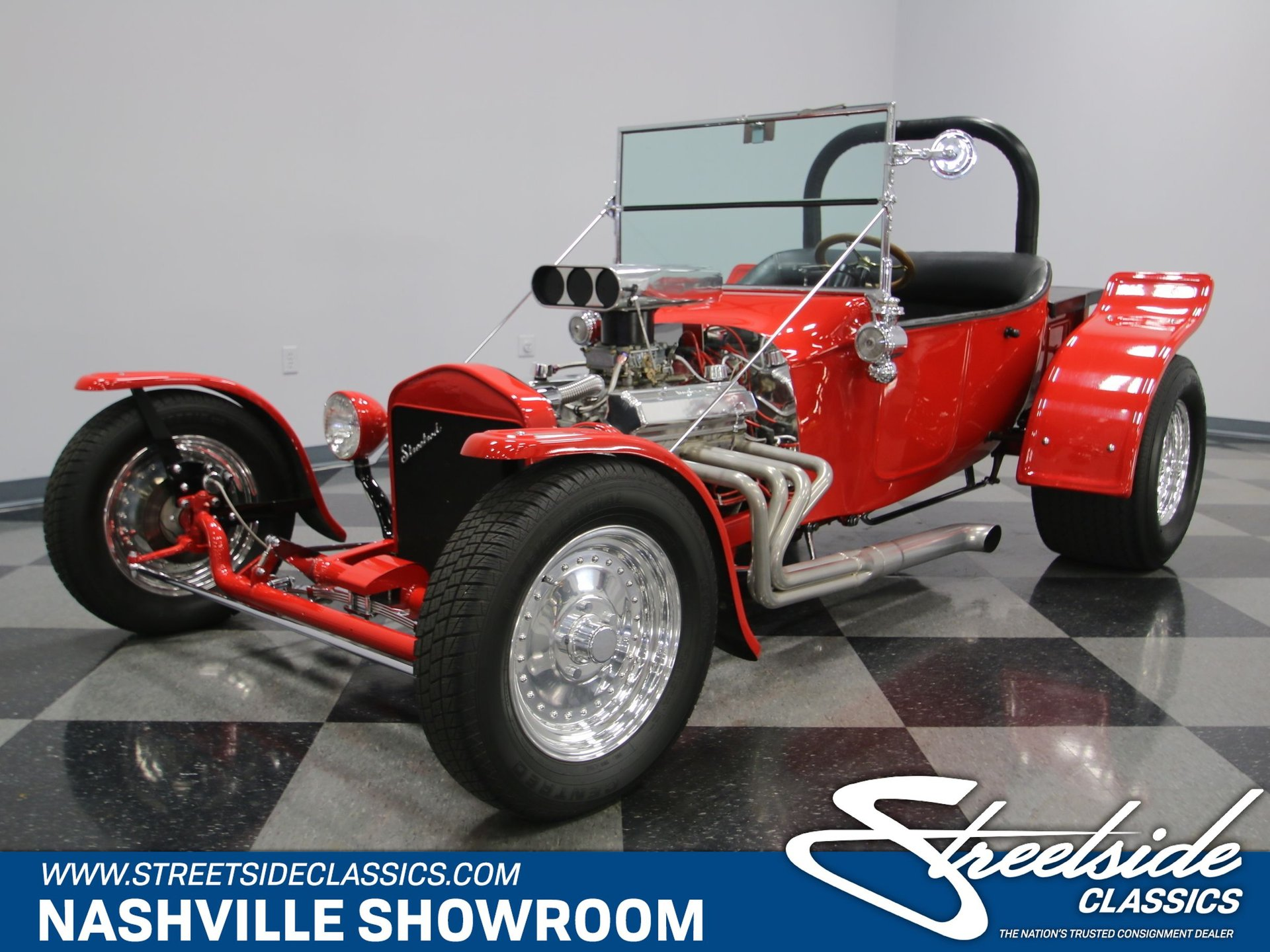 1923 Ford T Bucket Classic Cars For Sale Streetside Classics The Nation S 1 Consignment Dealer