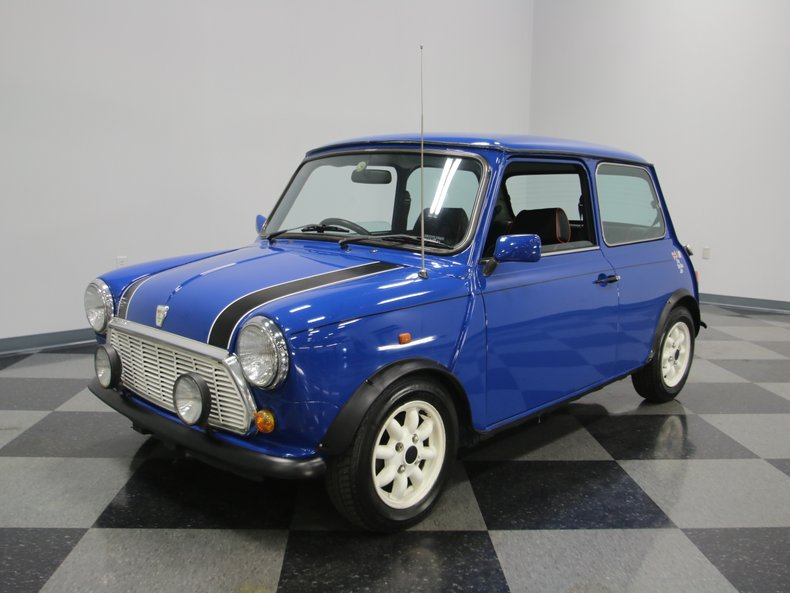 For Sale: 1992 Austin Mini