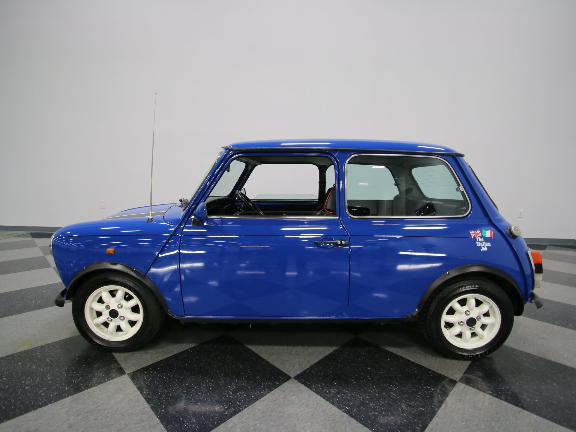 1992 austin mini italian job edition