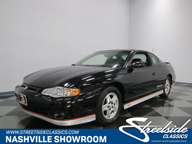 For Sale: 2002 Chevrolet Monte Carlo