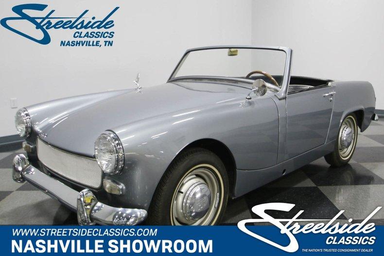 For Sale: 1966 Austin Healey Sprite
