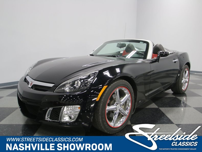 For Sale: 2009 Saturn Sky Redline