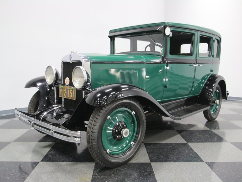 For Sale: 1929 Chevrolet Sedan