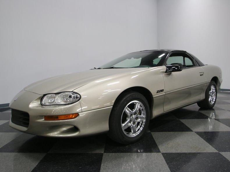For Sale: 1999 Chevrolet Camaro
