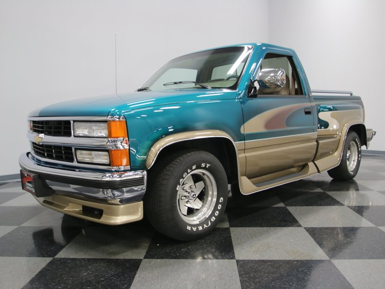 For Sale: 1994 Chevrolet Silverado