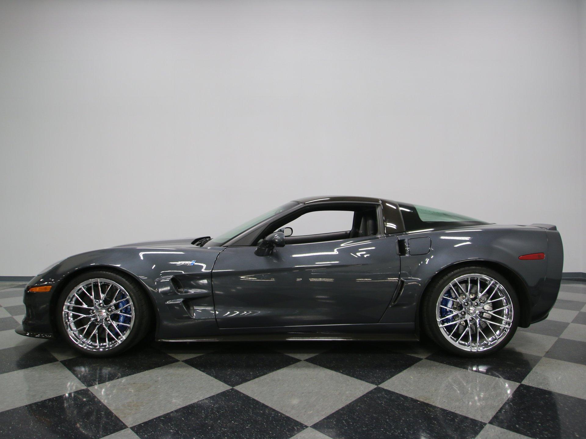 2010 chevrolet corvette zr 1
