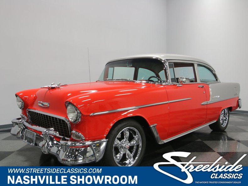 1955 Chevrolet Bel Air Streetside Classics The Nations Trusted