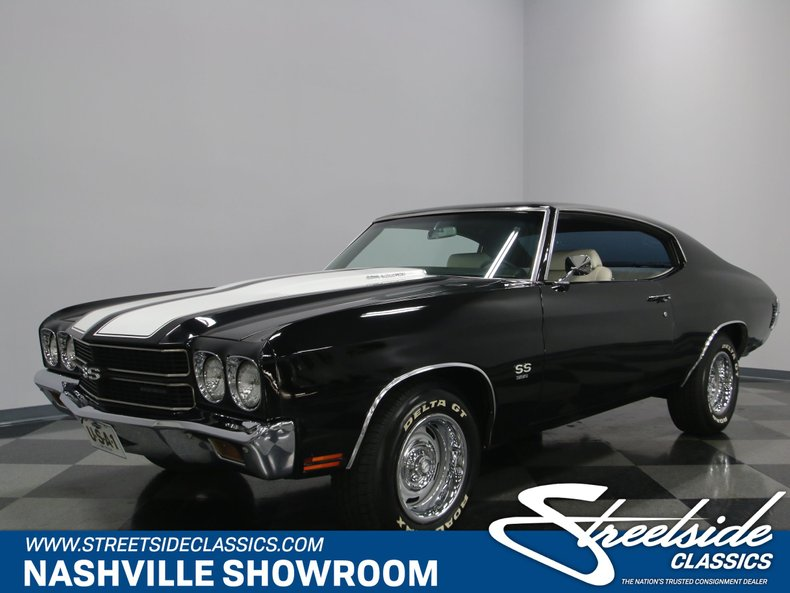 For Sale: 1970 Chevrolet Chevelle