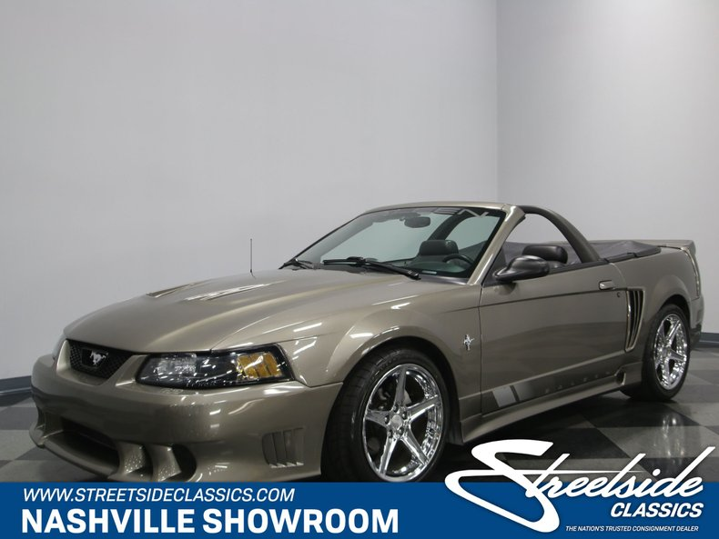 2002 Ford Mustang Streetside Classics The Nation S