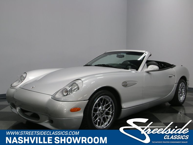 For Sale: 2001 Panoz Esperante