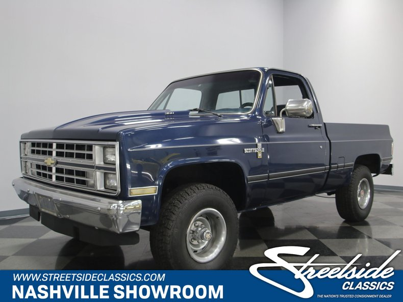 For Sale: 1984 Chevrolet