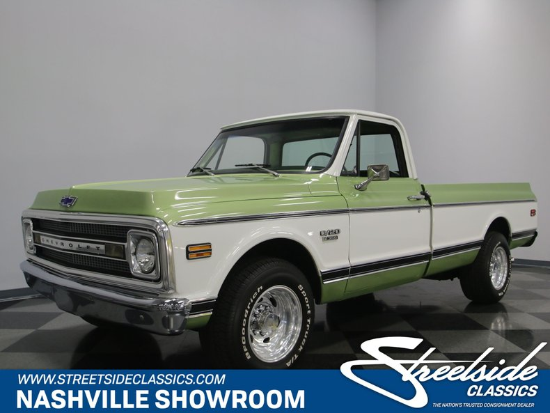 For Sale: 1970 Chevrolet C20