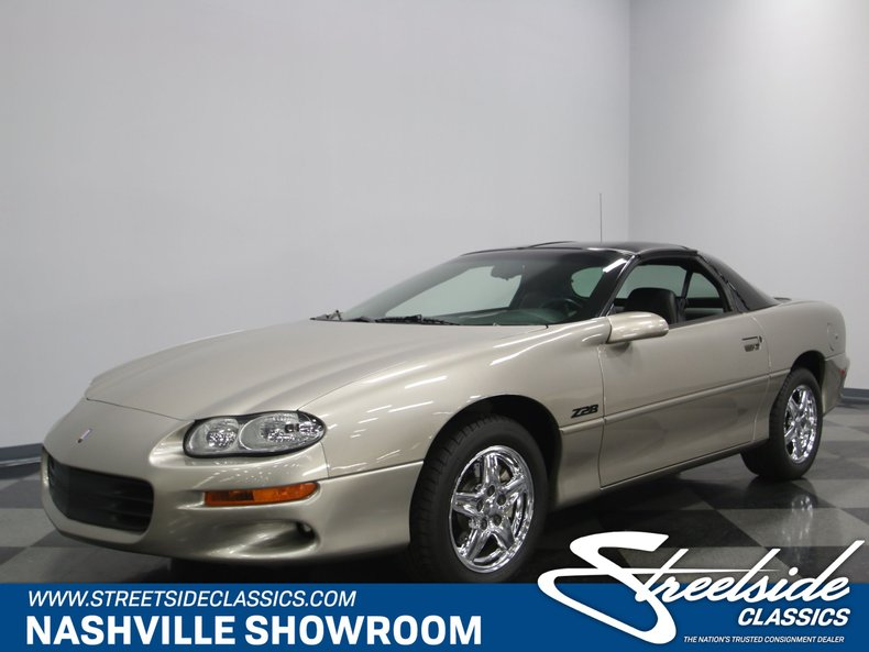 For Sale: 2000 Chevrolet Camaro