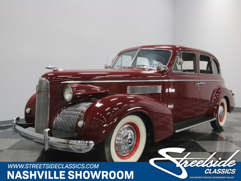 For Sale: 1938 LaSalle 50