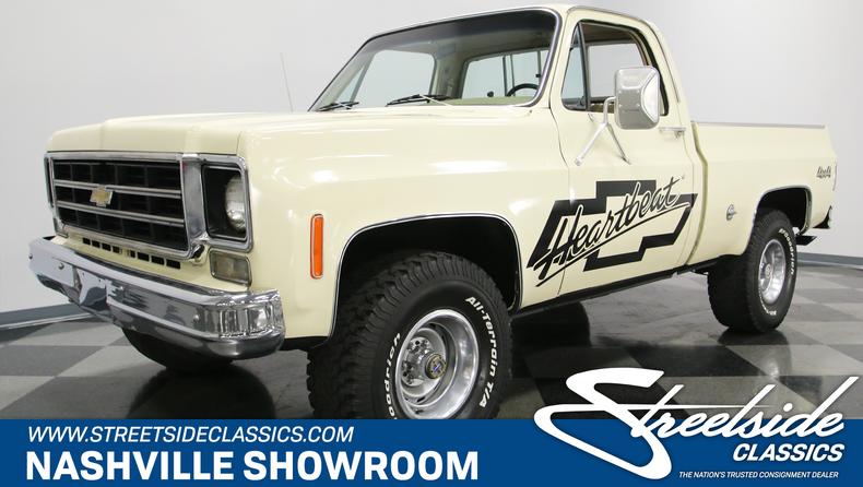 For Sale: 1978 Chevrolet K-10