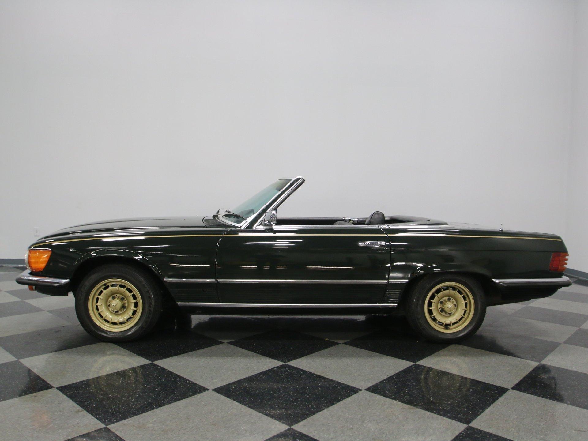 1973 mercedes benz 450sl