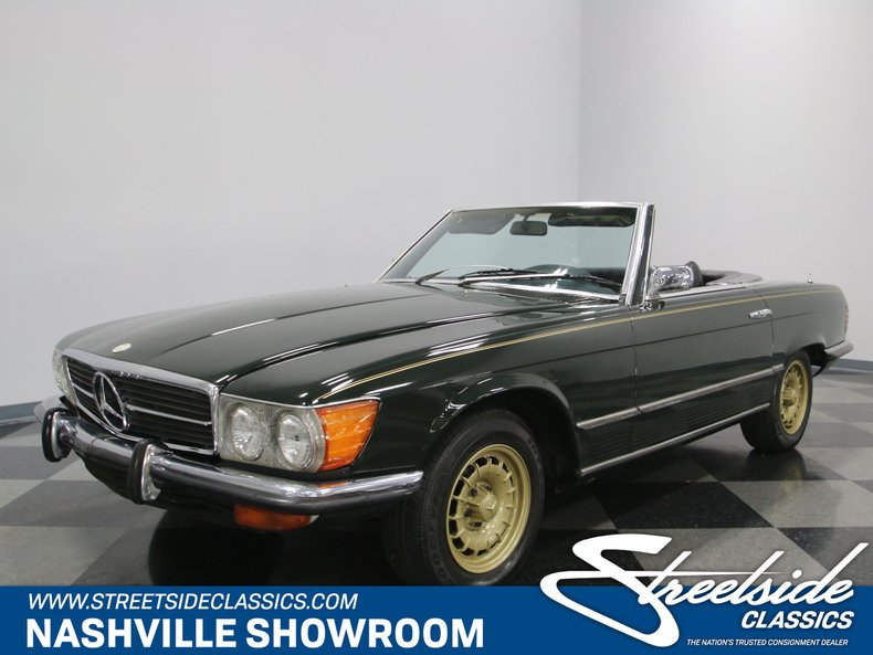 1973 Mercedes-Benz 450SL For Sale