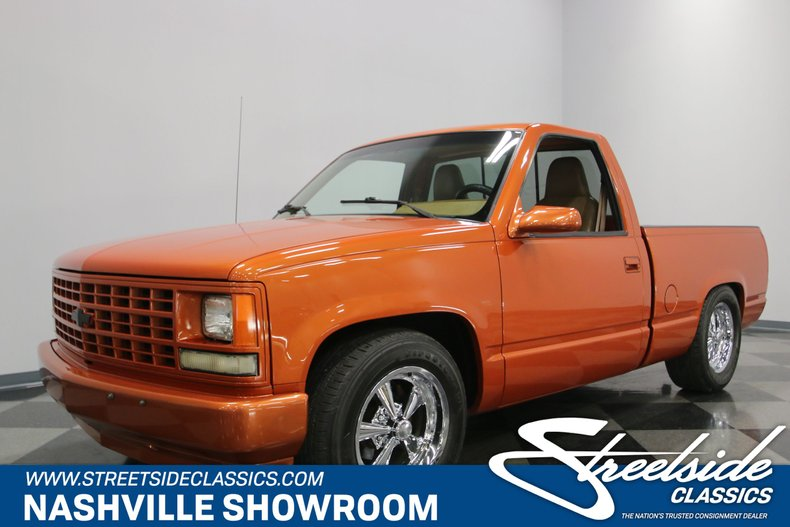 For Sale: 1989 Chevrolet Silverado