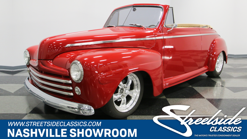 For Sale: 1946 Ford Club Coupe