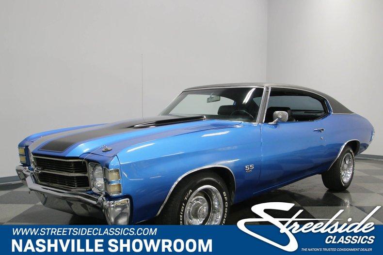 1971 Chevrolet Chevelle | Streetside Classics - The Nation ...