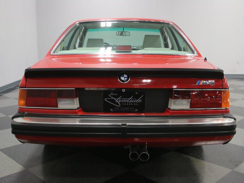 1987 BMW M6 18