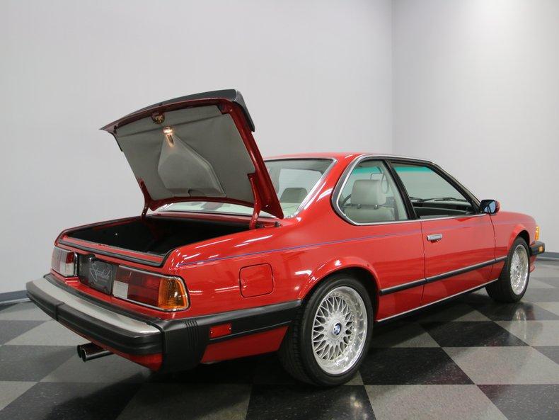 1987 BMW M6 37