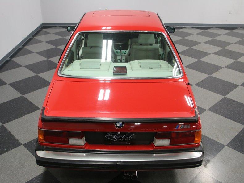 1987 BMW M6 19