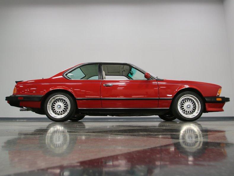 1987 BMW M6 26