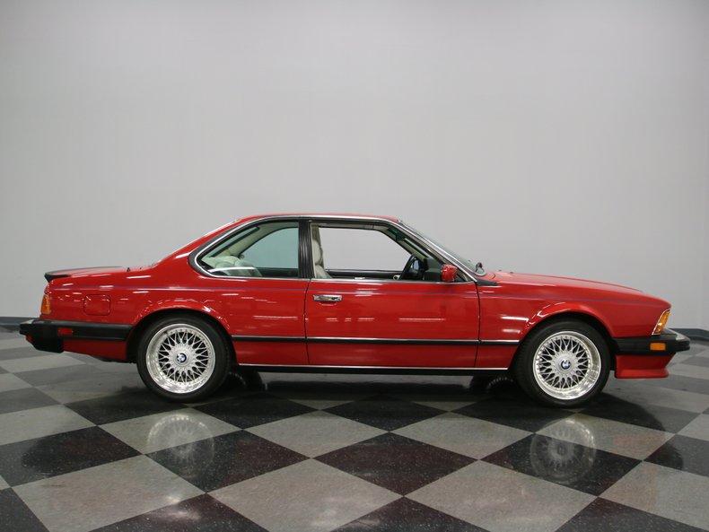 1987 BMW M6 25