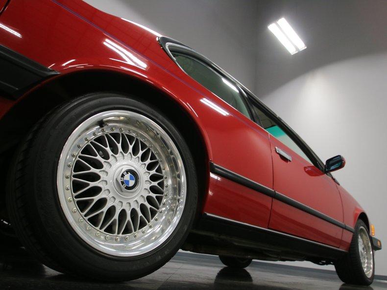 1987 BMW M6 24