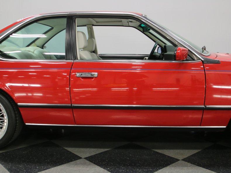 1987 BMW M6 28