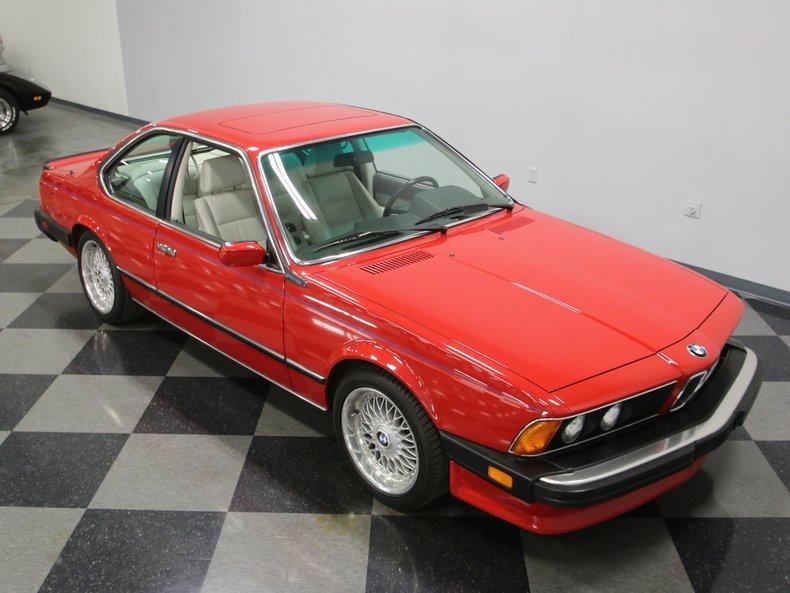 1987 BMW M6 31