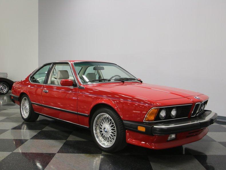 1987 BMW M6 30