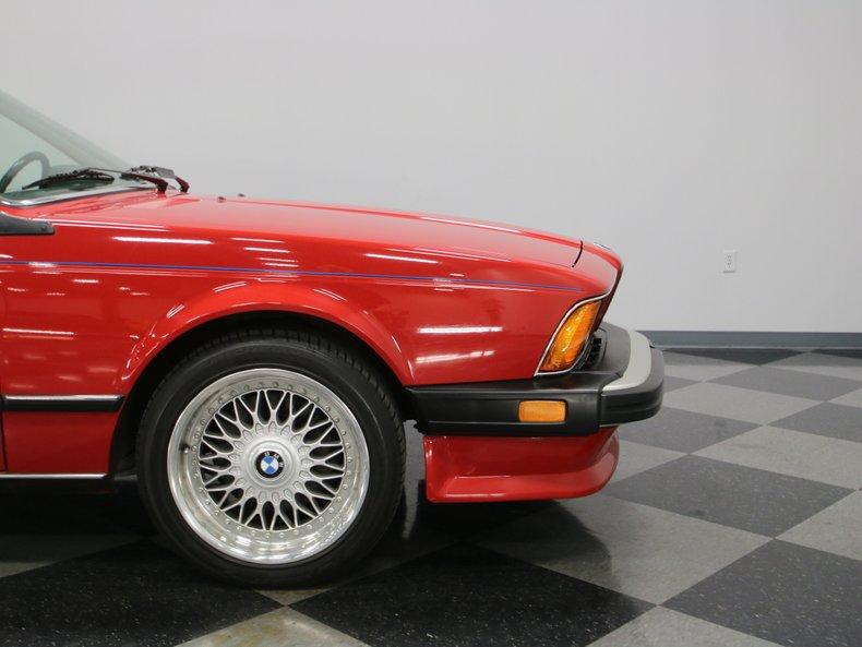 1987 BMW M6 29
