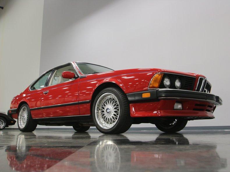 1987 BMW M6 32