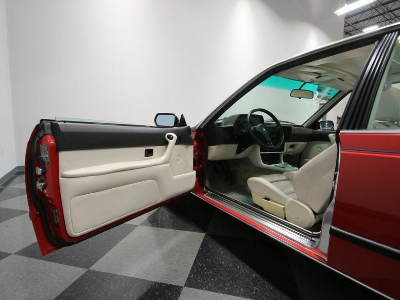 1987 BMW M6 41
