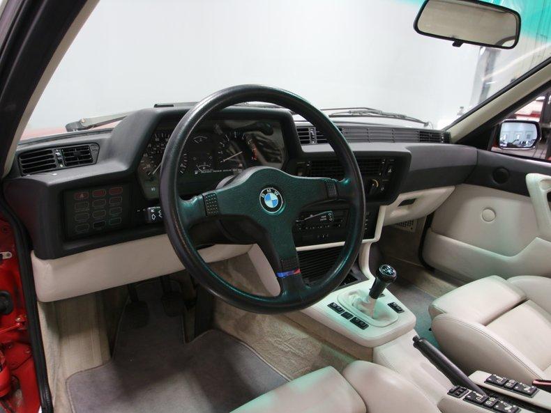 1987 BMW M6 45