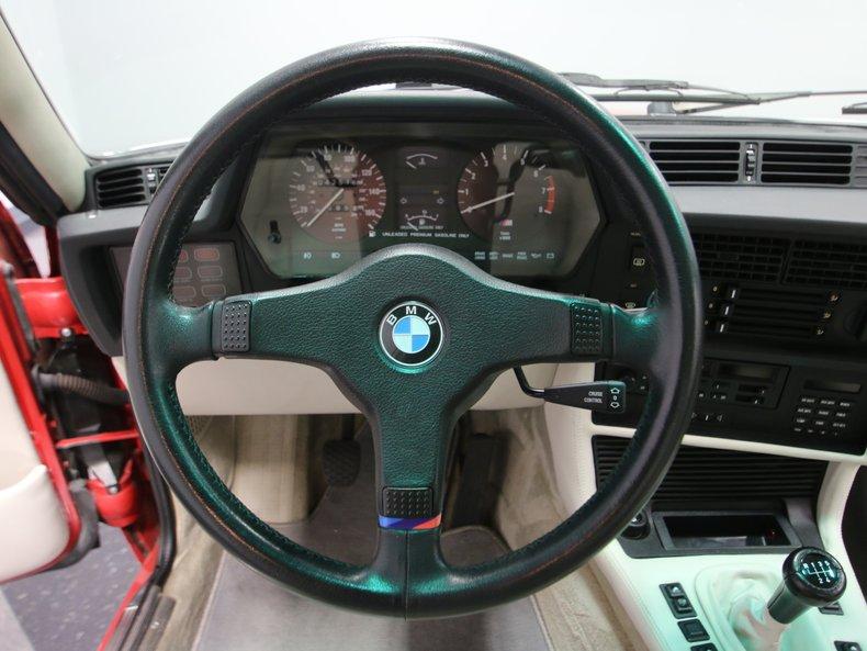 1987 BMW M6 46