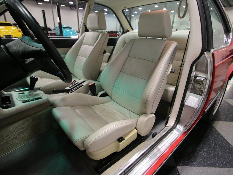 1987 BMW M6 43
