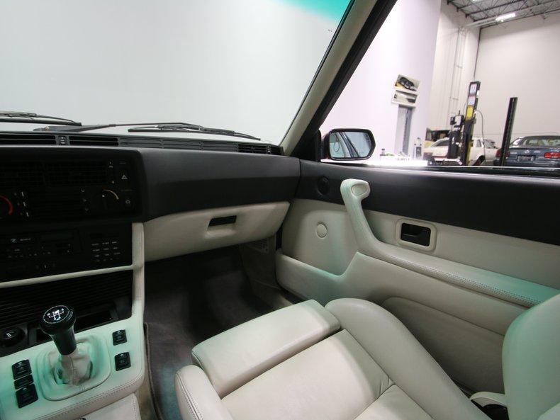 1987 BMW M6 54