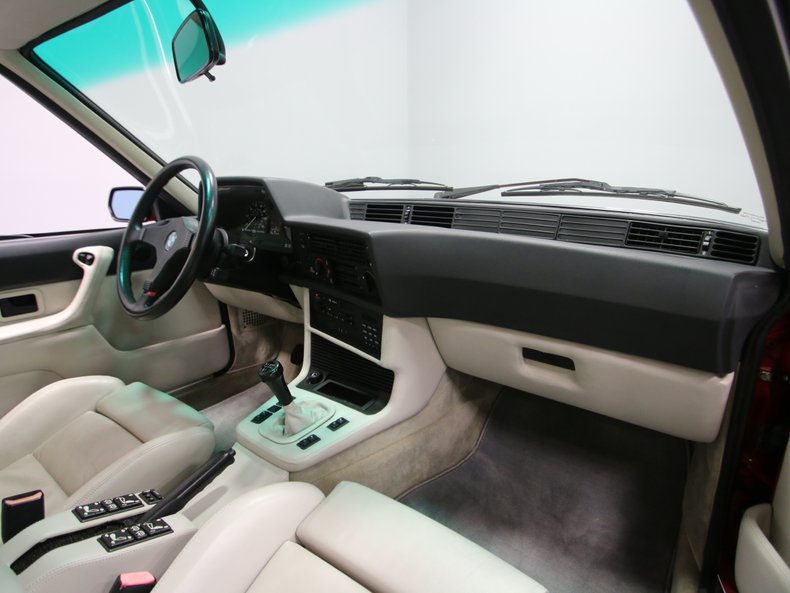 1987 BMW M6 55