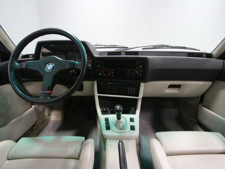 1987 BMW M6 53
