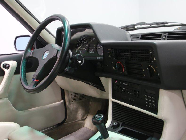 1987 BMW M6 56