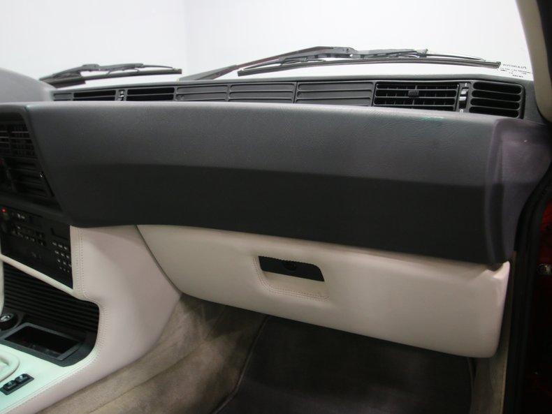 1987 BMW M6 57