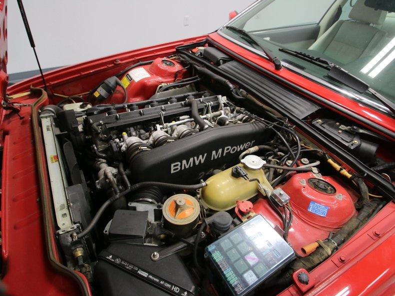 1987 BMW M6 34