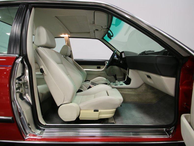 1987 BMW M6 60