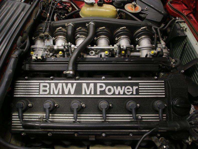 1987 BMW M6 67