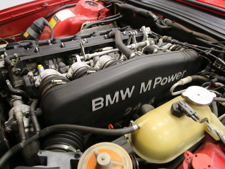 1987 BMW M6 72