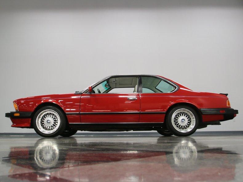 1987 BMW M6 11